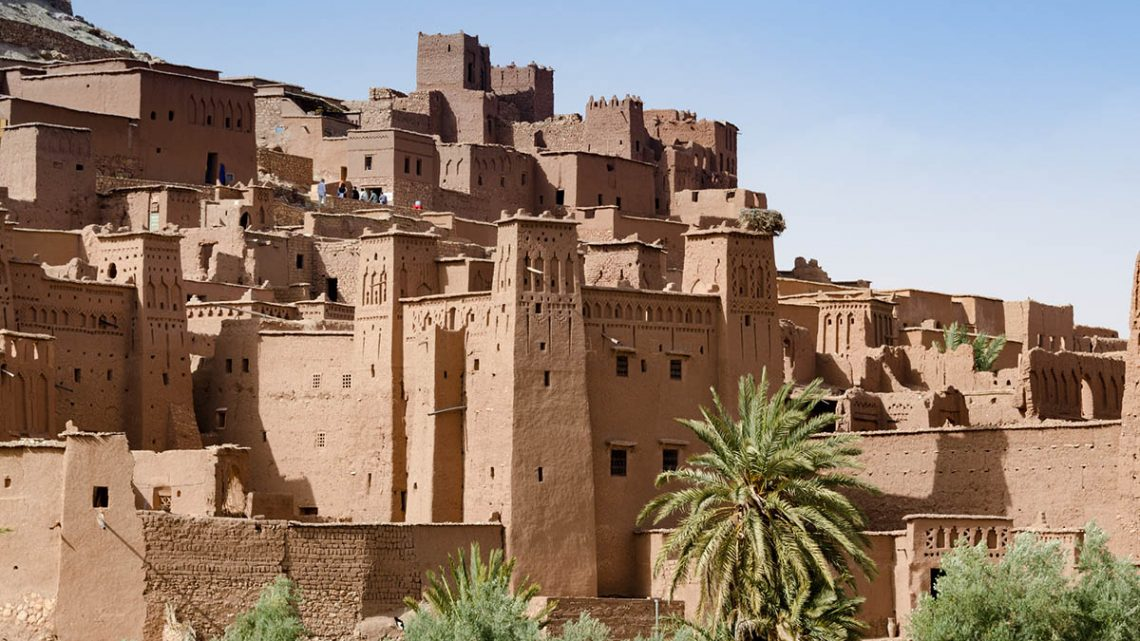 Aït-Ben-Haddou Game of Thrones
